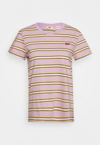 Levi's® - PERFECT TEE - T-shirt imprimé - borough lavender frost - 3