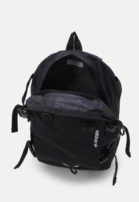 adidas Originals - BACKPACK UNISEX - Rucksack - black/white - 2
