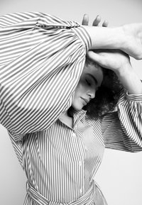WEEKEND MaxMara - RAGAZZA - Robe chemise - azurblau - 4