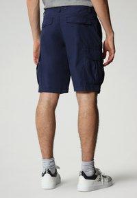 Napapijri - N-ICE CARGO - Shorts - medieval blue - 1