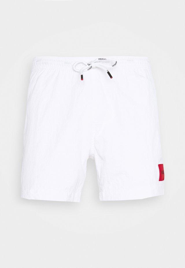 DOMINICA - Short de bain - white