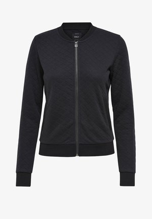 ONLJOYCE - Sweatjacke - black