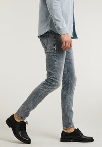 CHASIN' - EGO LUCA - Slim fit jeans - blue - 2