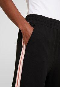 Kaffe - KASIGNE PANTS - Trousers - black deep - 5