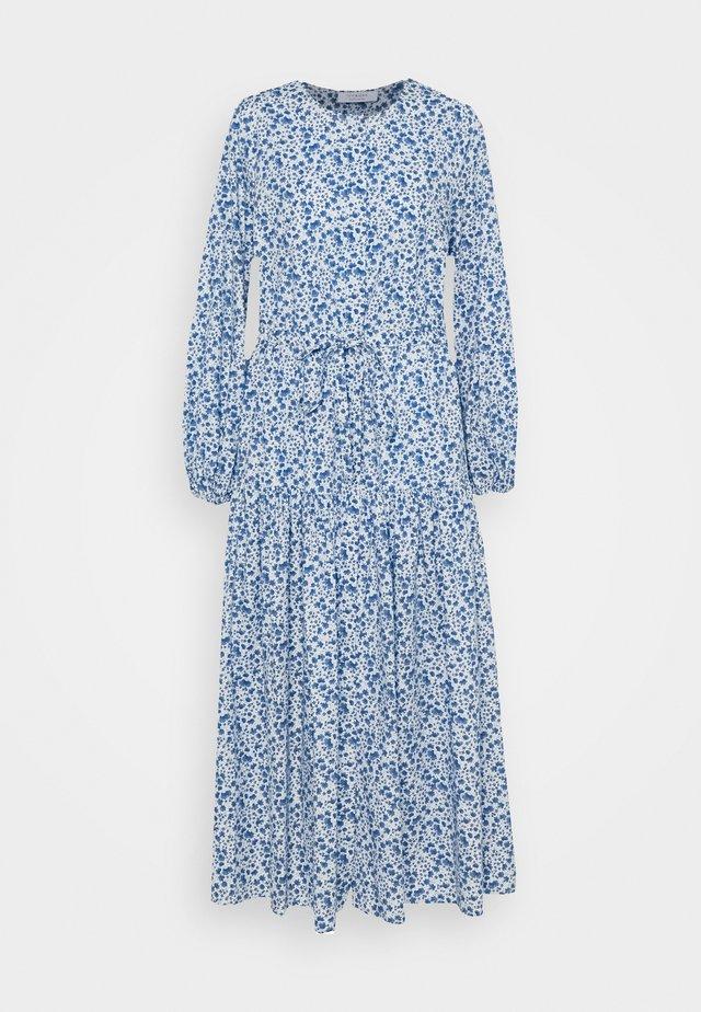 ORTENSIA - Vestito lungo - aquarelle