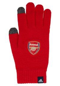 adidas Performance - ARSENAL LONDON FC GLOVES - Brankářské rukavice - scarlet/collegiate navy/white - 3