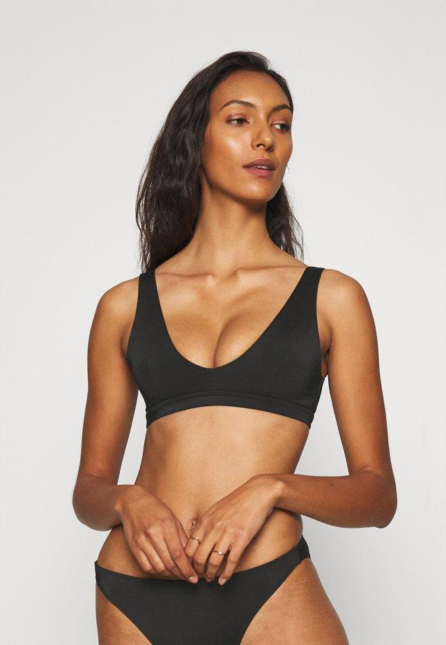 Bikiniöverdel - black