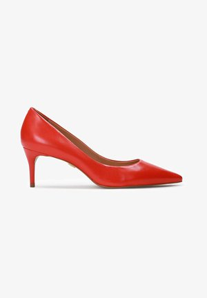 STONE - Escarpins - red