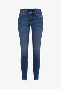 zero - Jeans Skinny Fit - mid blue stone wash - 4