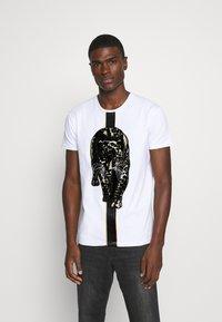 Glorious Gangsta - HATHIAN  - Print T-shirt - white - 0