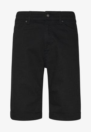 ASH - Denim shorts - black