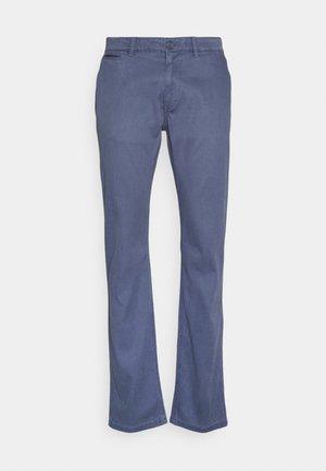 STRUCTURE  - Trousers - vintage indigo blue
