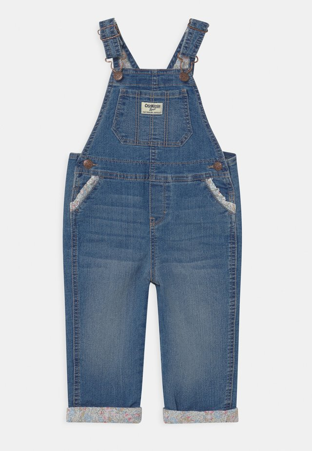 OVERALL - Dungarees - denim