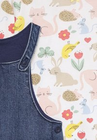 Carter's - SET - Jersey dress - denim - 3