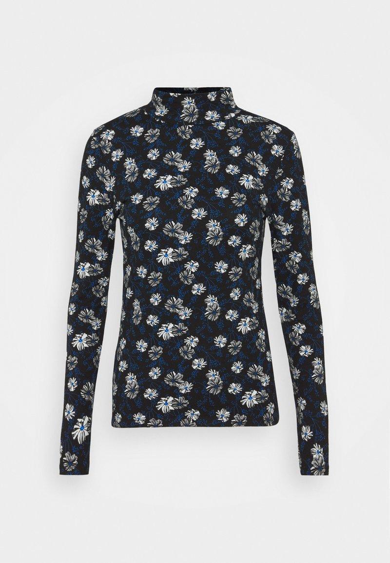 Marks & Spencer London - FUN FLORA - Long sleeved top - black