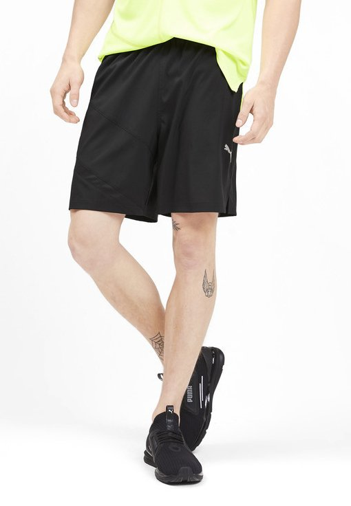 Puma - IGNITE - Short de sport - black