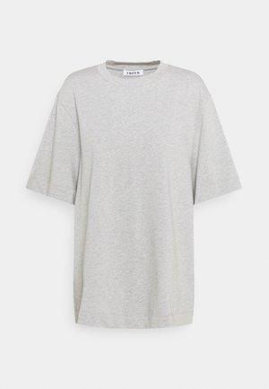ELISA - Print T-shirt - grau