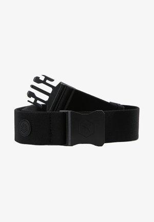ULTRALITE STRETCH BELT - Pásek - black