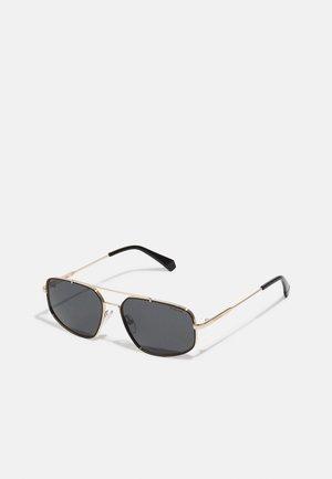 Sunglasses - black/gold-coloured