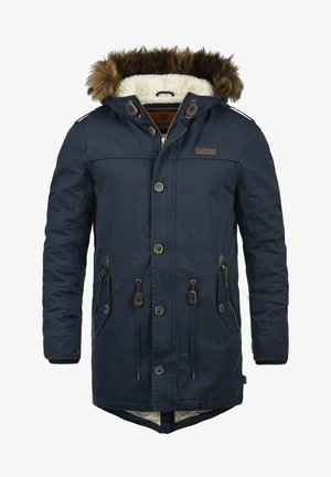 PULSOOR - Winter coat - navy