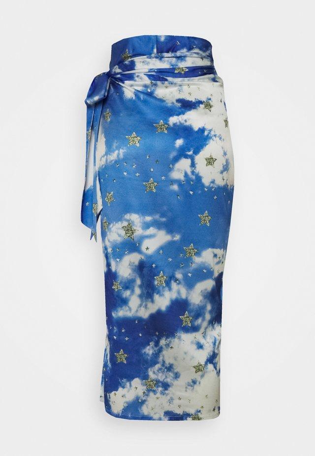 SKY AND STAR JASPRE - Gonna a tubino - blue