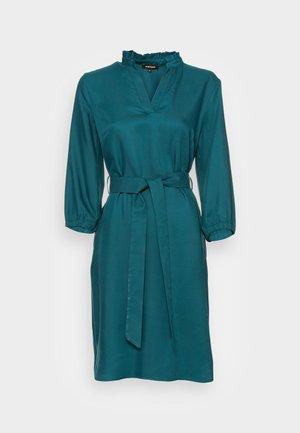 DRESS SHORT - Day dress - petrol