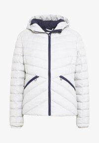 ESSENTIALS HELIO PADDED JACKET - Light jacket - grey marl