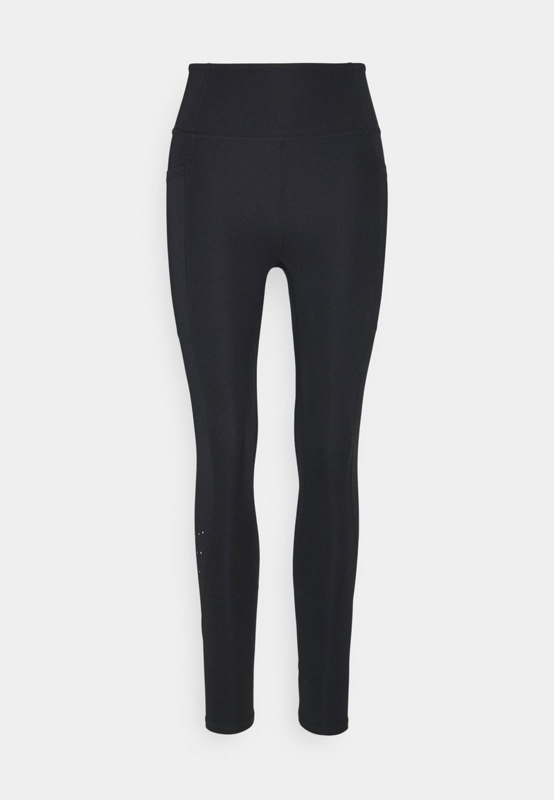 Cotton On Body - LIFESTYLE POCKET - Leggings - black laser