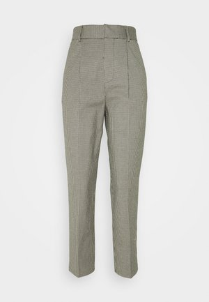 FIFI - Trousers - anthracite/black