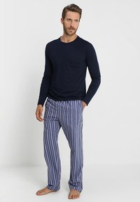 Zalando Essentials - Pyjamas - dark blue - 0