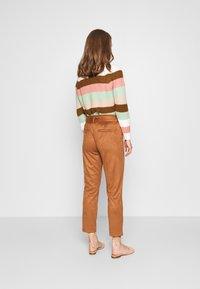 s.Oliver - Kalhoty - brown - 2