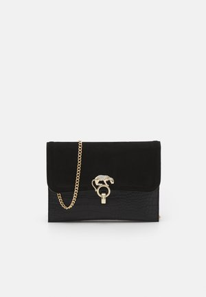 PANTHER CLUTCH - Psaníčko - black