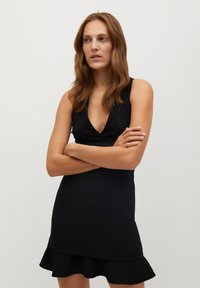 Mango - LAURA-I - Day dress - noir - 0
