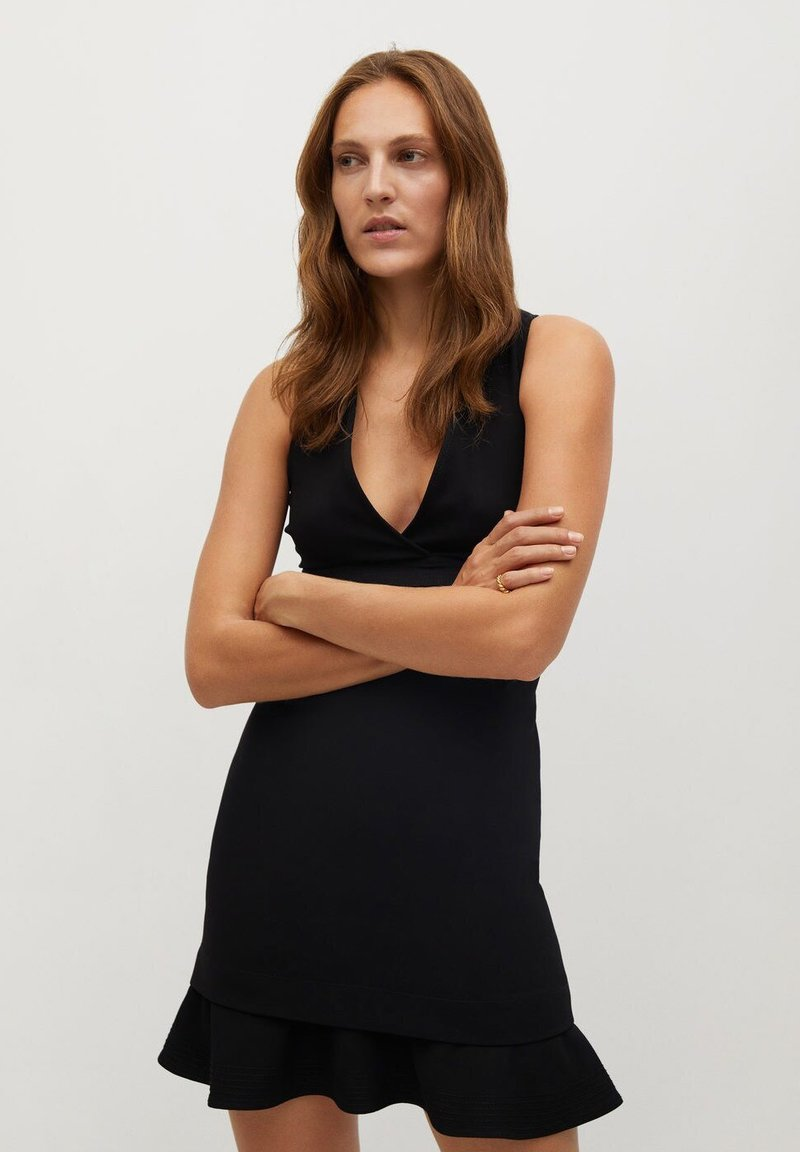 Mango - LAURA-I - Day dress - noir