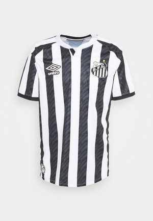 SANTOS AWAY - Club wear - white/black/blue