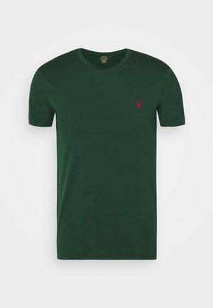 Camiseta básica - college green