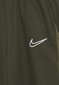 Nike Performance - DRY ACADEMY  - Trainingsbroek - cargo khaki/medium olive/white - 2