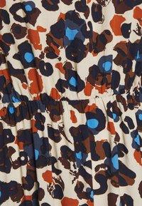 Vila - VISAG BLUME DRESS - Kjole - navy blazer - 2