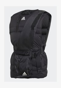 adidas Performance - URBAN COLD RDY OUTDOOR VEST - Waistcoat - schwarz - 10