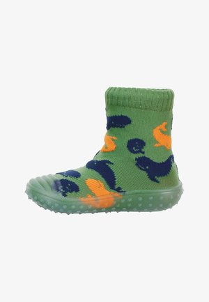 ADVENTURE - Slippers - grün