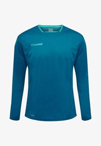 HMLAUTHENTIC - Sports shirt - celestial