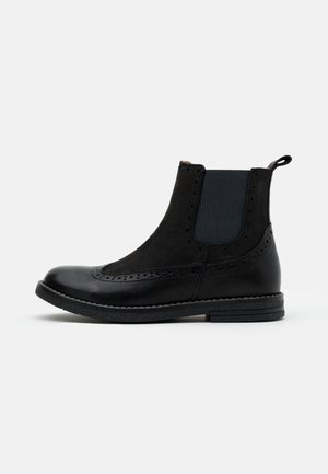 MILLE - Kotníkové boty - black