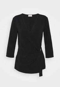 By Malene Birger - SHANELLE - Long sleeved top - black - 4
