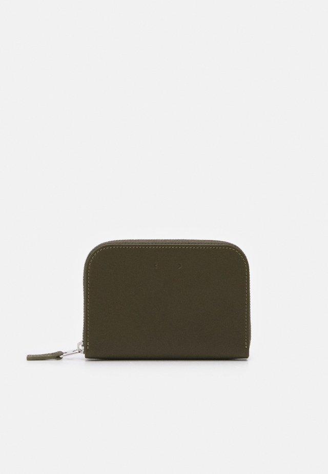 Wallet - dark olive