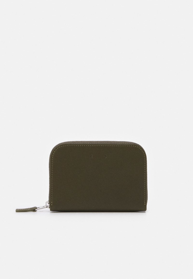 PB 0110 - Wallet - dark olive