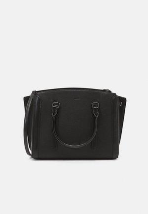 DULACCA - Shopping bag - jet black