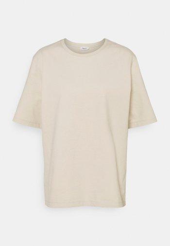 DAGNY - Jednoduché triko - ivory