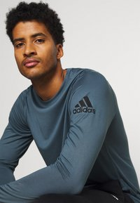 adidas Performance - FREELIFT SPORT ATHLETIC FIT LONG SLEEVE SHIRT - Sports shirt - legblu - 4