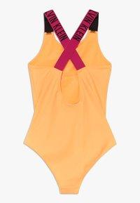 Calvin Klein Swimwear - SWIMSUIT INTENSE POWER - Swimsuit - orange - 1