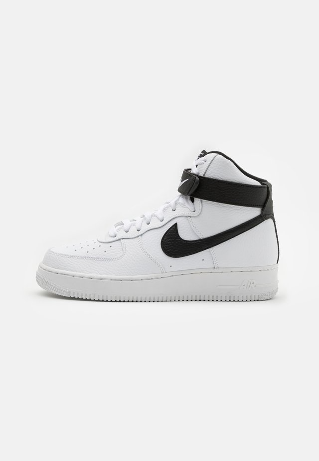 AIR FORCE 1 HIGH '07  - Sneakers hoog - white/black